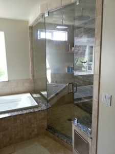 Picture from Redwood Glass and Windows - shower door