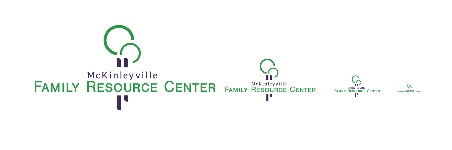 Size comparisons for McKinleyville Family Resource Center